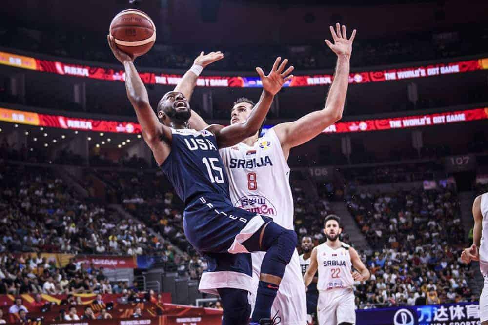 La Serbie enfonce Team USA et sauve l'honneur