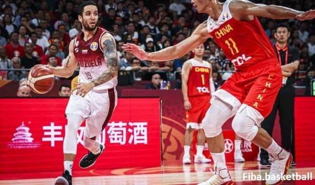 FIBA World Cup – Le Venezuela se qualifie et élimine la Chine !