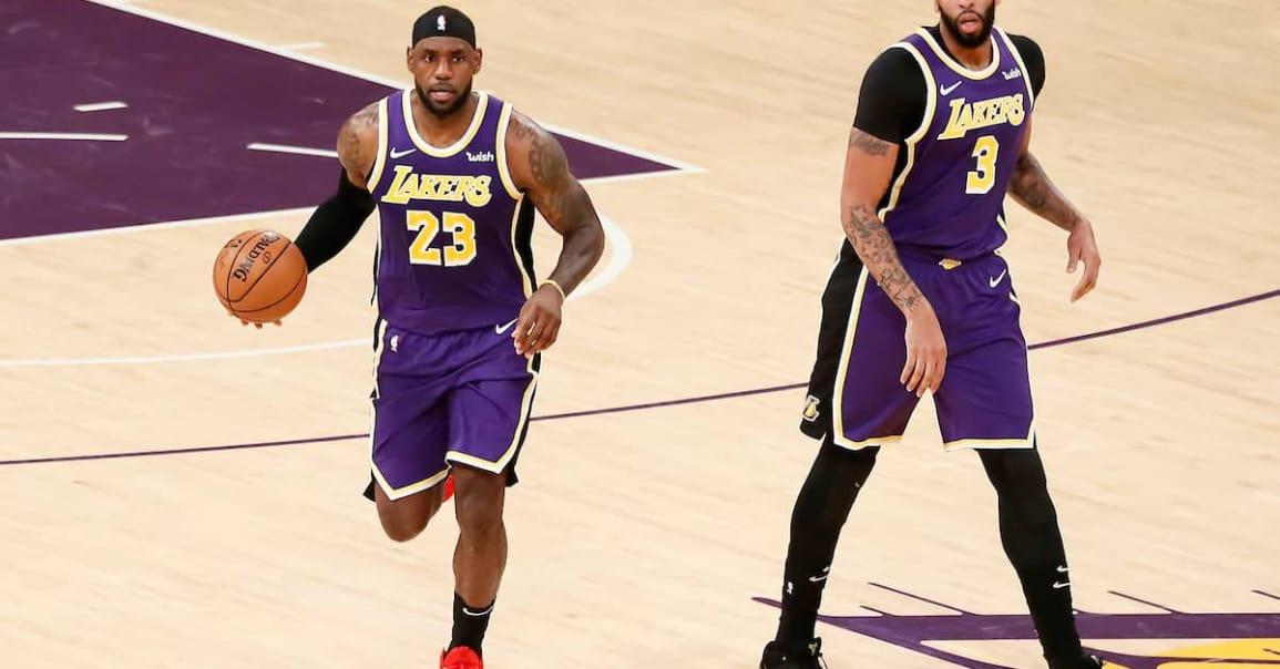 CQFR : Les Lakers se reprennent, Doncic et KAT se baladent