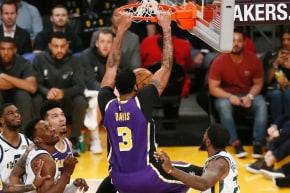 Anthony Davis l'homme qui peut (va) faire la différence pour les Lakers