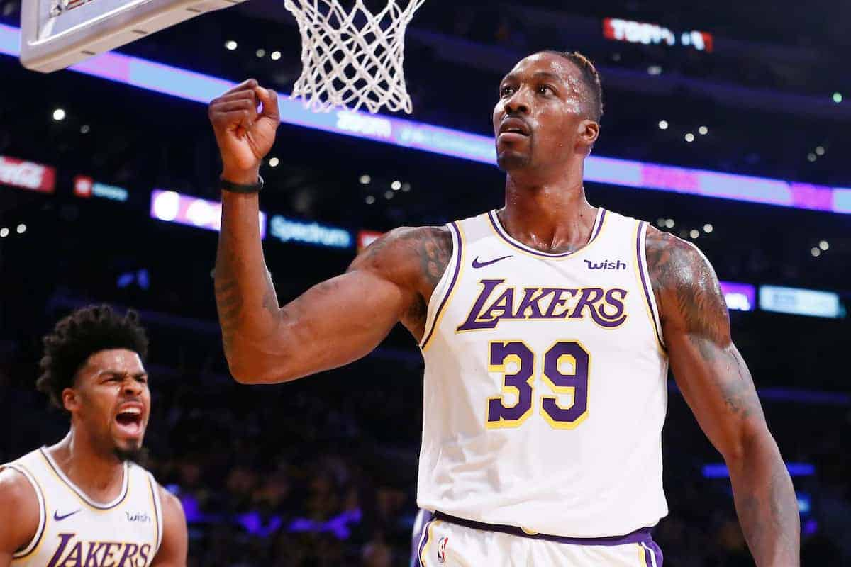 Dwight Howard, le réveil de la force