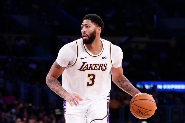 Anthony Davis : «Les anciens Lakers vont vouloir nous couper la tête»