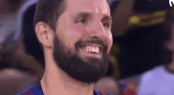 Nikola Mirotic s'éclate avec le Barça : 33 points et 43 d'évaluation