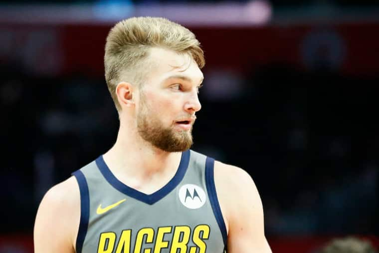 Le vrai snobé du All-Star Game, c'est Domantas Sabonis