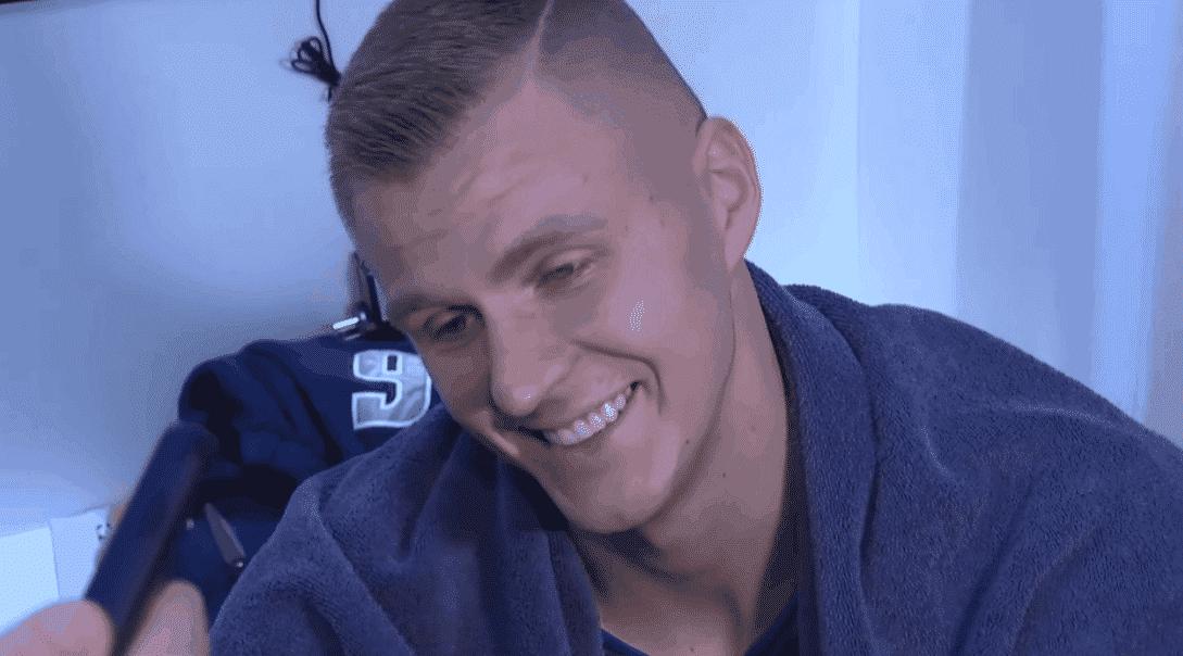 Kristaps Porzingis : «Luka Doncic va être un problème»