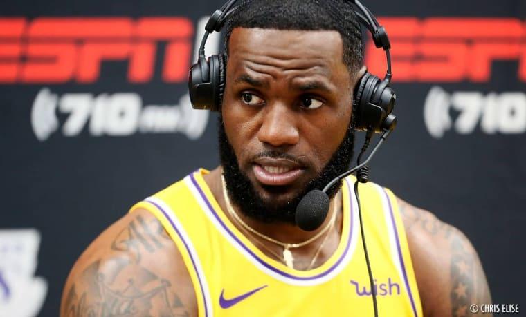Stephen Jackson explique pourquoi LeBron James est le plus grand athlète de l'Histoire