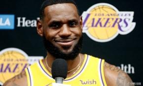 LeBron James prolonge aux Lakers pour 85 millions sur deux ans !