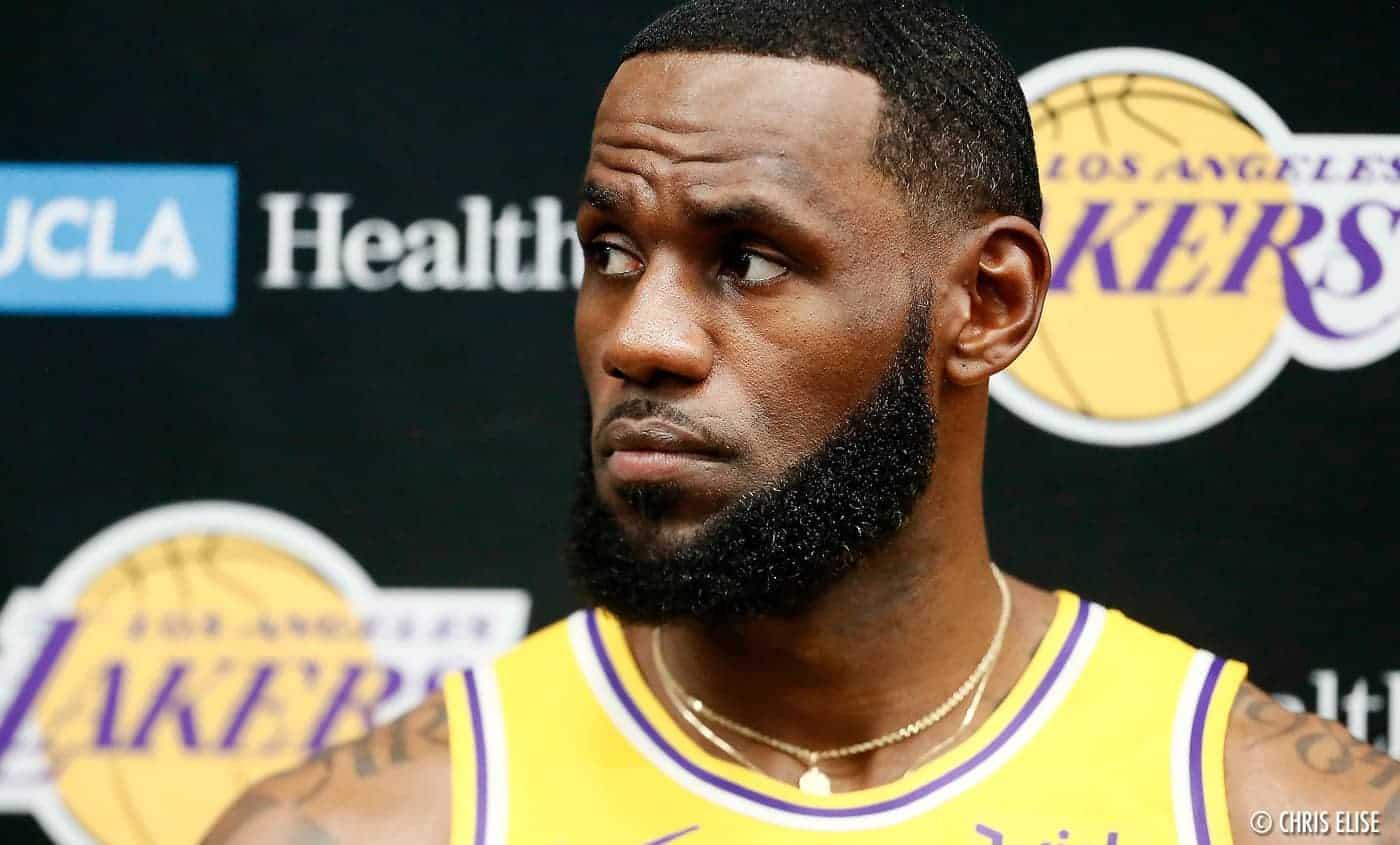 LeBron James : «J'avais perdu mon amour pour le jeu»