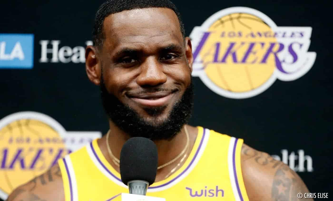 LeBron James prêt à montrer qu'il n'est pas fini…