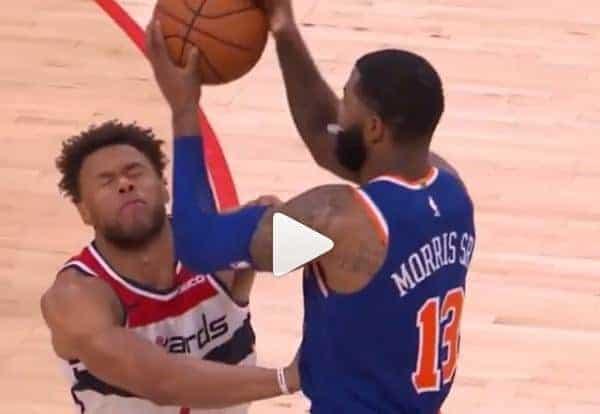 Marcus Morris, éjecté, veut ramener de la dureté aux Knicks