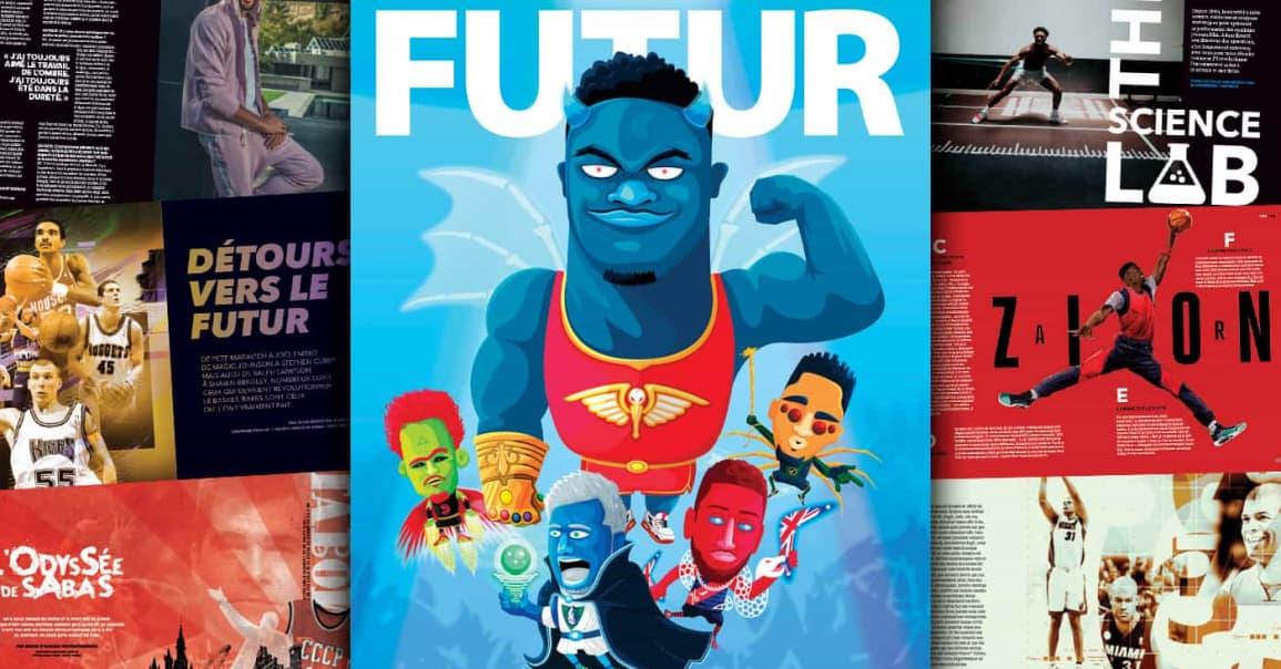 Mook REVERSE #3 : Embarquez pour le futur !