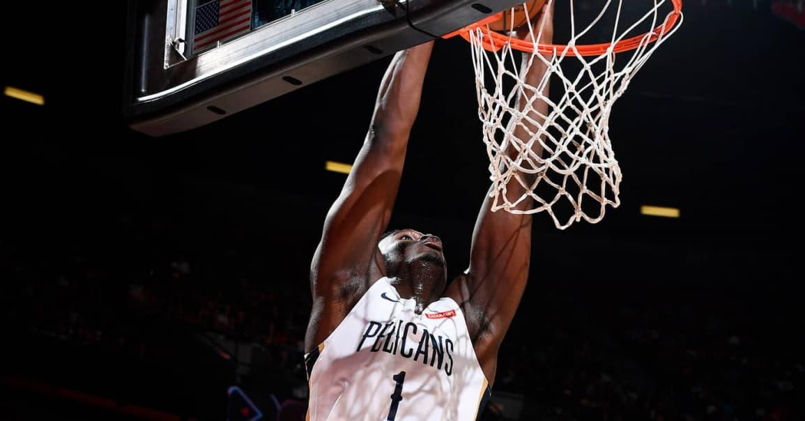 Zo et Zion, le duo des Pelicans qui fait déjà des dégâts