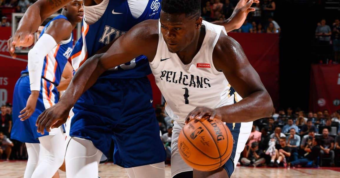 Zion Williamson va enfin débuter en NBA !