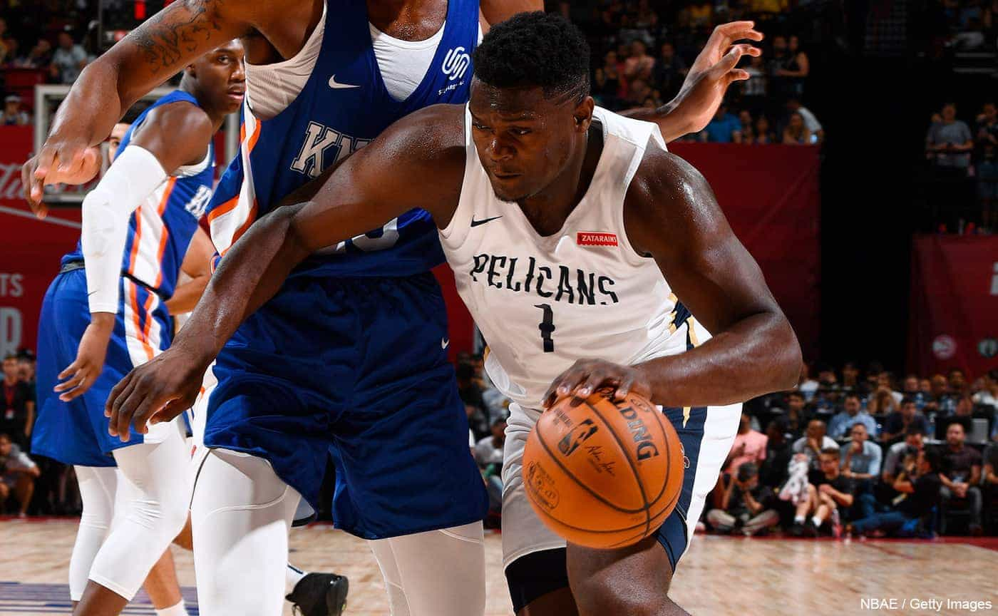 Le show Zion Williamson continue !