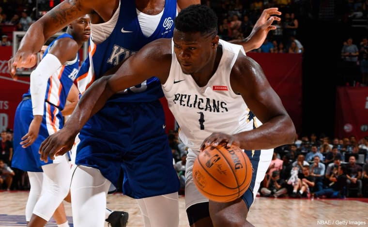 Mission playoffs : Zion Williamson va jouer tous les matches des Pelicans