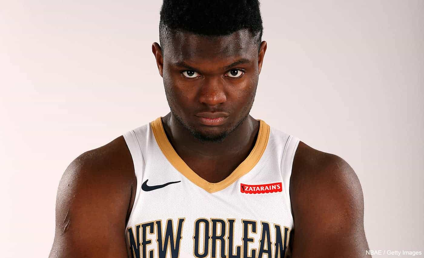 Zion Williamson pourrait finalement faire le Slam Dunk Contest