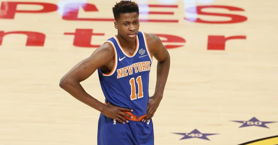 CQFR : Les Knicks font forfait, c'était la Saint Kelly