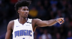 Coup dur pour Orlando, Jonathan Isaac absent au moins 2 mois