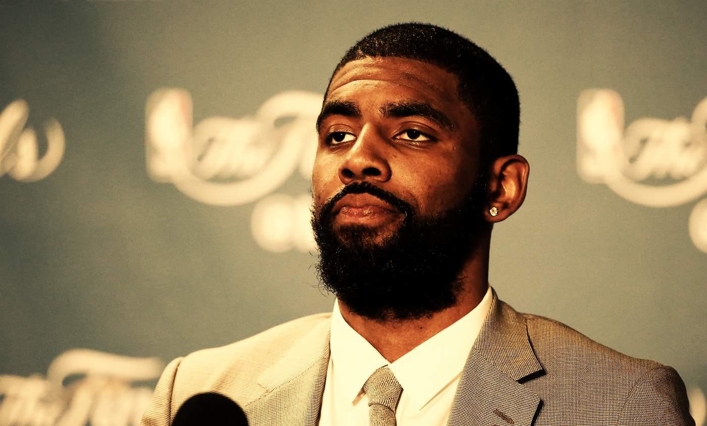 Pour Garnett, Kyrie manquait de «cojones» pour Boston et aurait dû rejoindre les Knicks