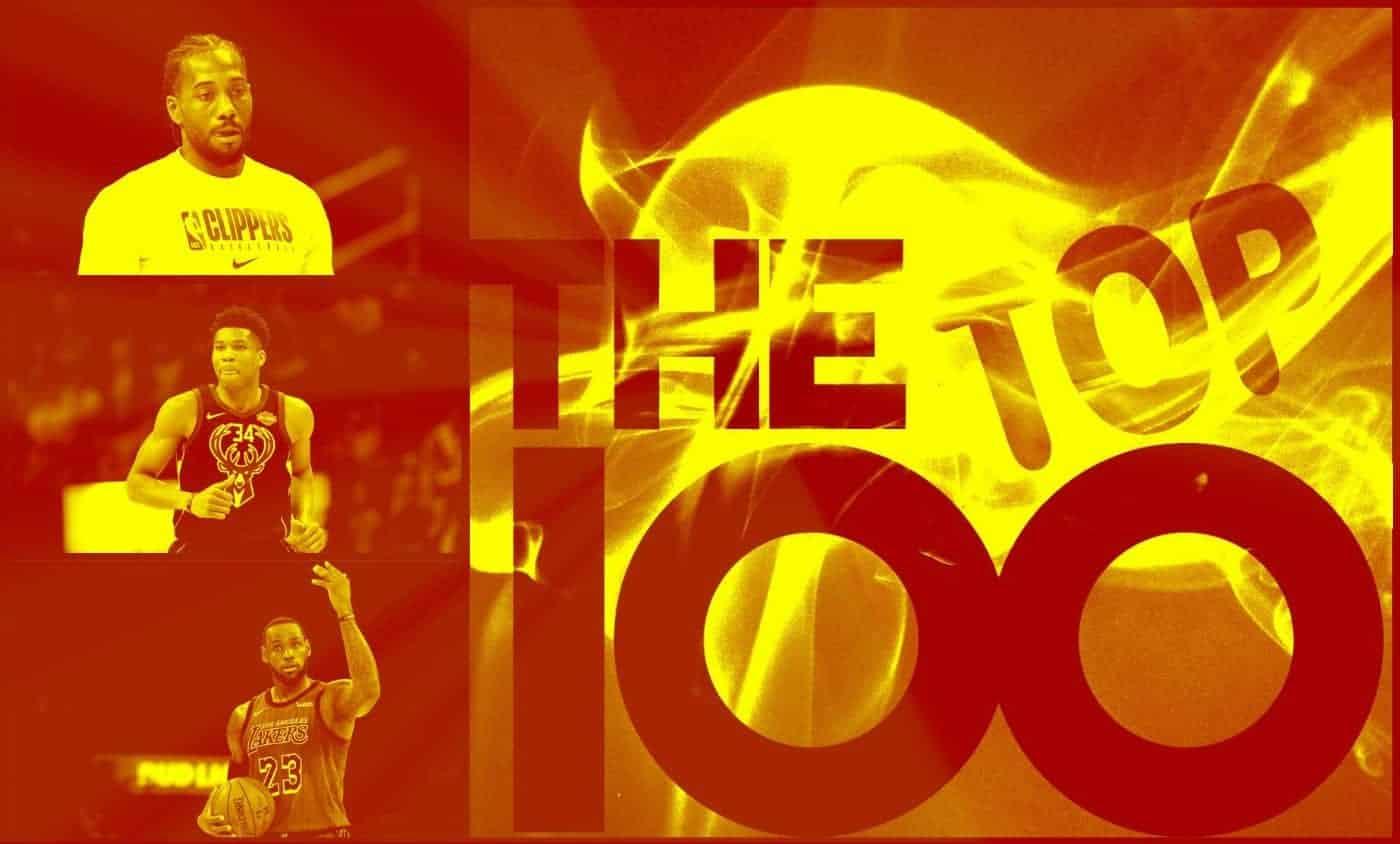 Top 100 : Les meilleurs joueurs NBA (100-81)