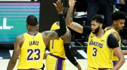 Anthony Davis, sa grande promesse à LeBron James