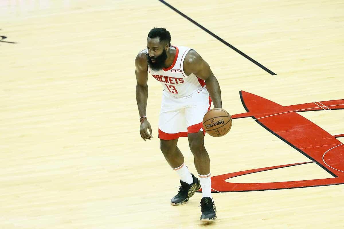 La NBA a un problème James Harden