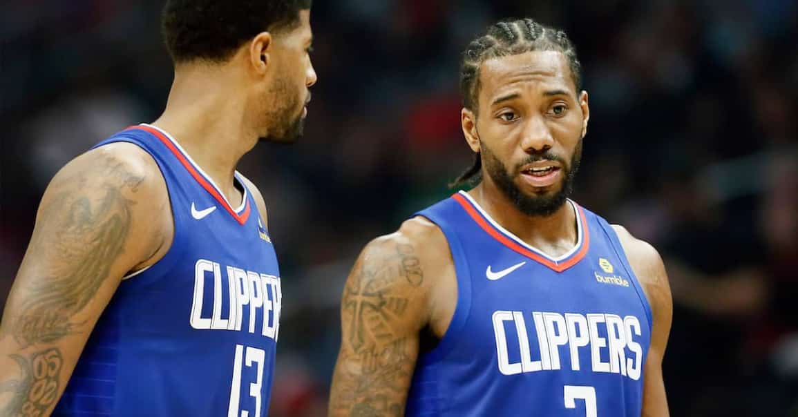 Les Clippers vont faire souffrir ta star préférée