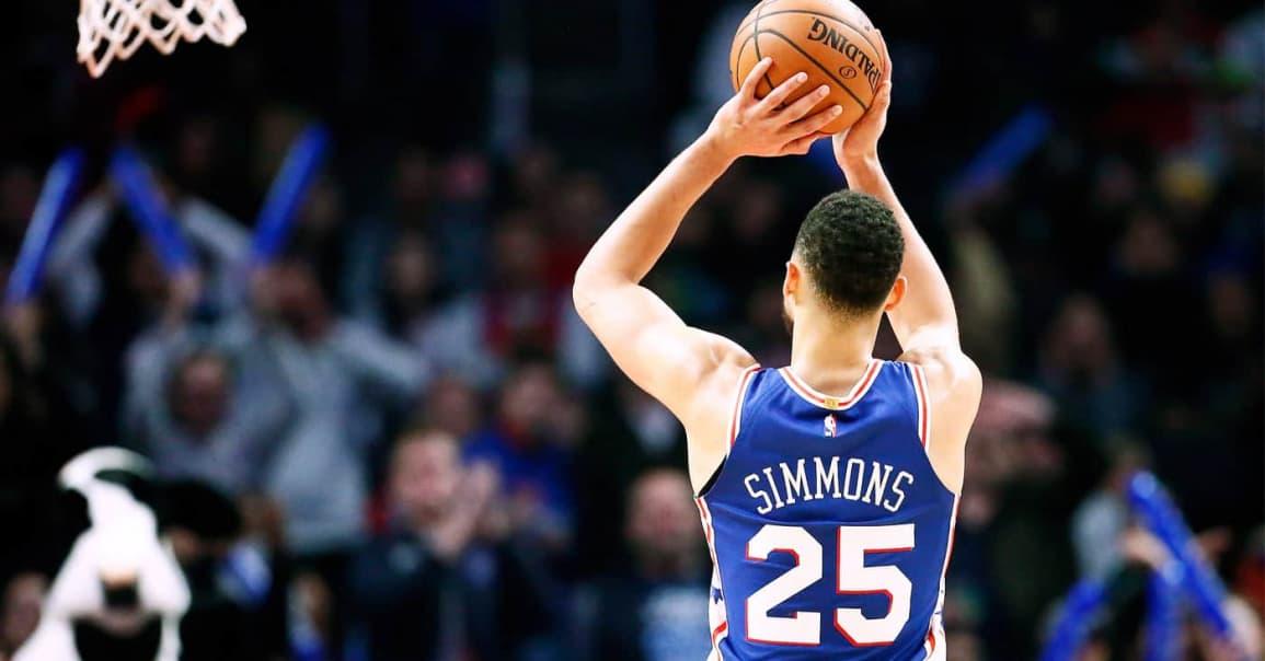 Ben Simmons, une lacune qui peut (et qui va) poser problème aux Sixers