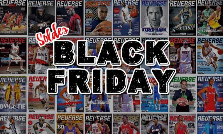 Black Friday : Offrez-vous la totale de REVERSE