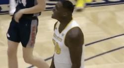 Kalin Bennett a défié l'autisme et marqué un panier en NCAA !