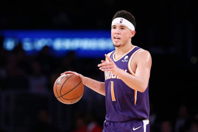 Devin Booker All-Star de secours ? Damian Lillard l'espère
