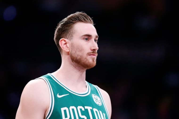 Boston voudrait garder Gordon Hayward encore longtemps