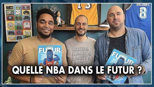 REVERSE et First Team imaginent le futur du basket
