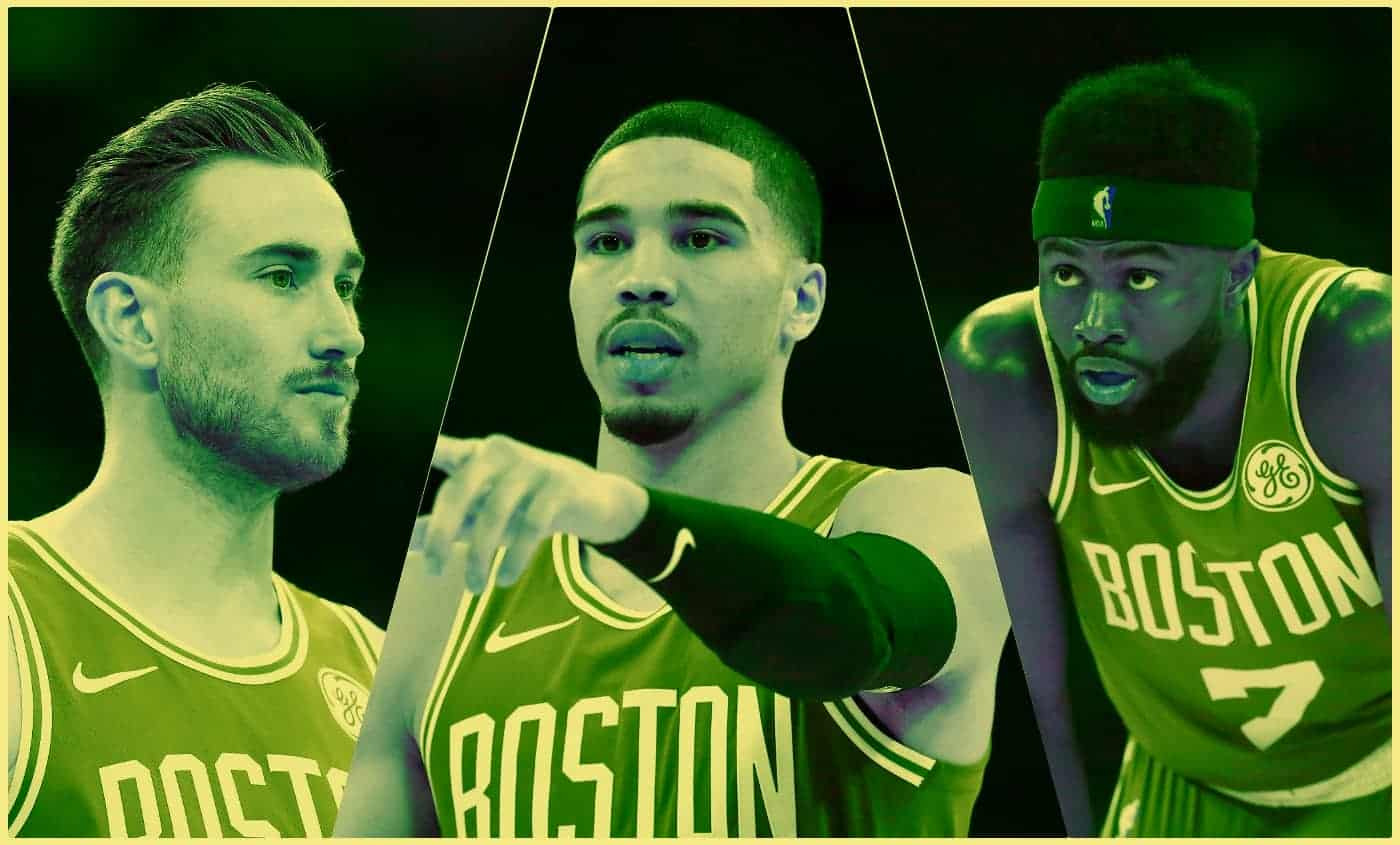 On a retrouvé les Boston Celtics