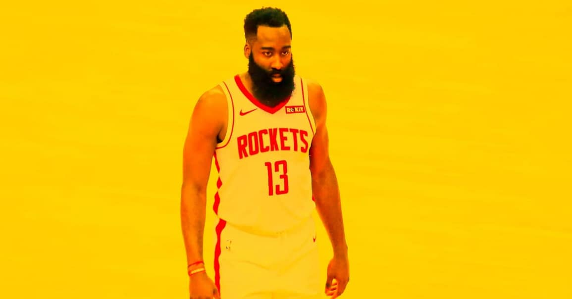 James Harden, le barbu n'a rien perdu de sa force