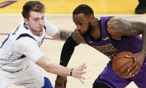 Luka vs LBJ, Curry vs Giannis : La NBA nous offre du lourd pour Noël