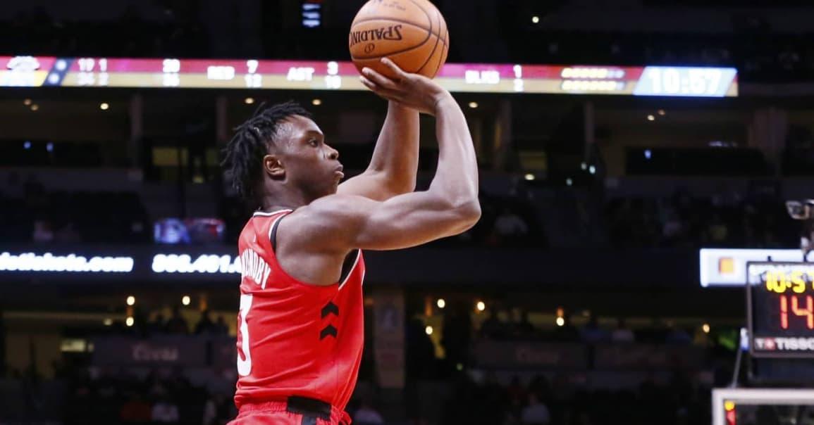 OG Anunoby, un tir incroyable pour sauver la saison des Raptors
