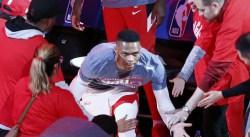 Westbrook : «Pat Beverley ne défend pas, il ne fait que courir partout»