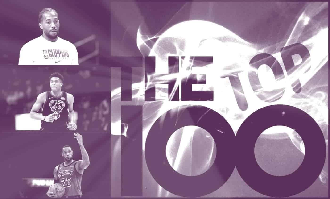 Top 100 : Les meilleurs joueurs NBA (80-61)