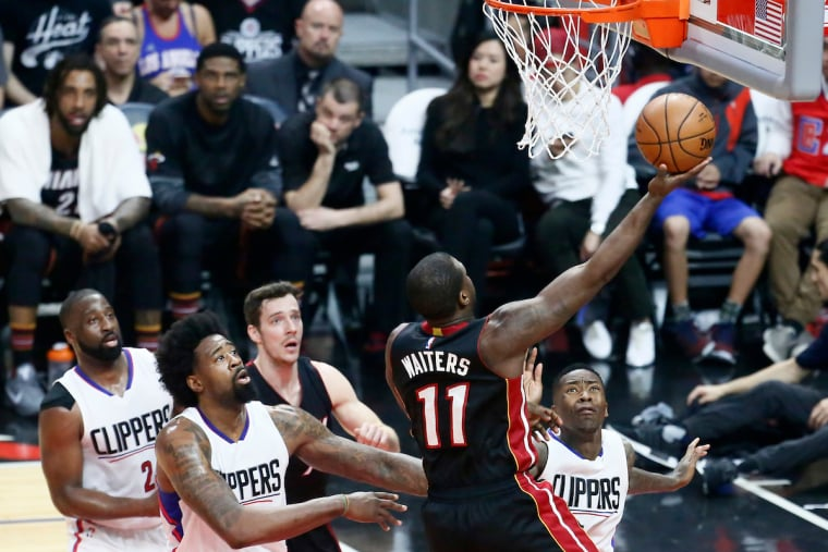 Dion Waiters encore suspendu par le Heat !