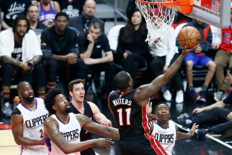Les Lakers vont bien rencontrer Dion Waiters