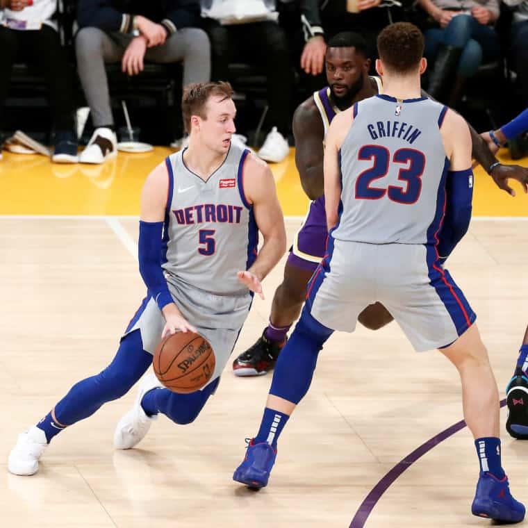 Les Pistons veulent un nouveau souffle dans leur direction