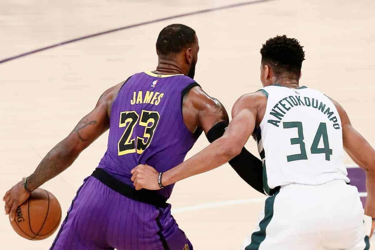 Les Lakers et les Bucks, bonnes têtes de vainqueurs