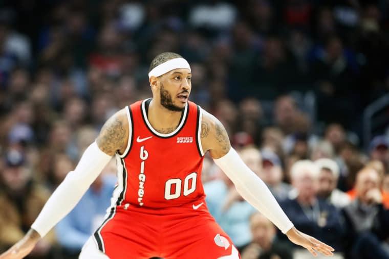 Carmelo Anthony et les Knicks, une réunion en vue ?