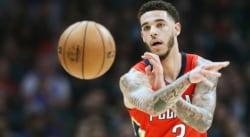 Lonzo Ball déjà sacrifié par les New Orleans Pelicans ?