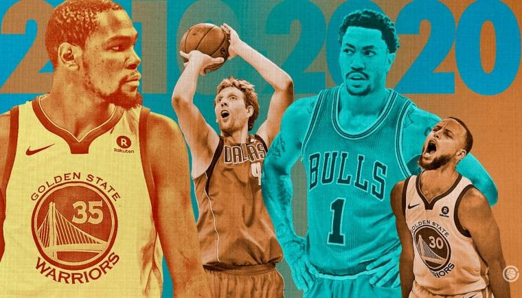Top 15 : Les joueurs qui ont marqué la décennie