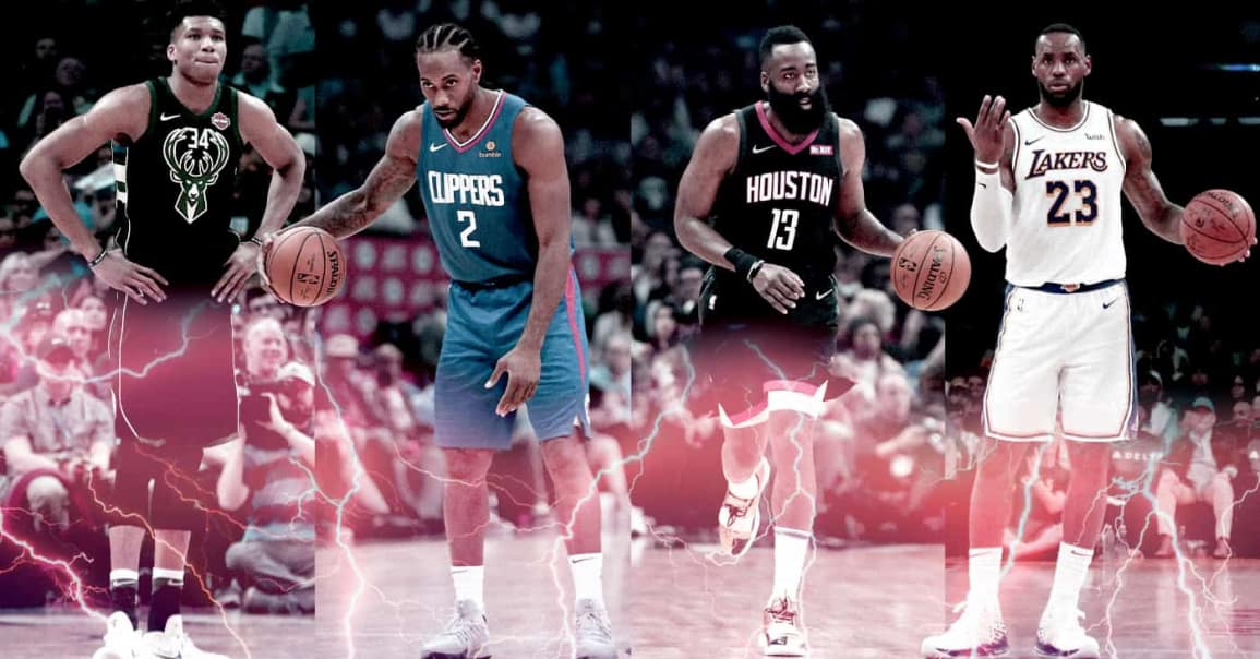 Top 100 : Les meilleurs joueurs NBA