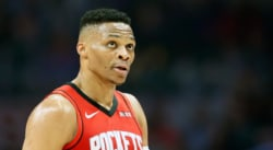 Playoffs : Houston commencera sans Russell Westbrook