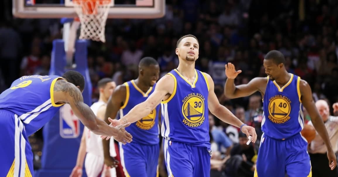 Golden State Warriors : les grands gagnants de la fin de saison chamboulée ?
