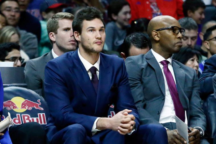 Danilo Gallinari surveillé avec attention par les Boston Celtics